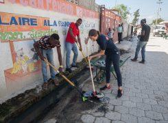 First Pictures of Hurricane Matthew aftermath in Haiti -Photo: Aktion Deutschland Hilft/Bahare Kh.